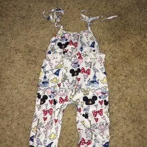 Other - Adorable Disney jumpsuit